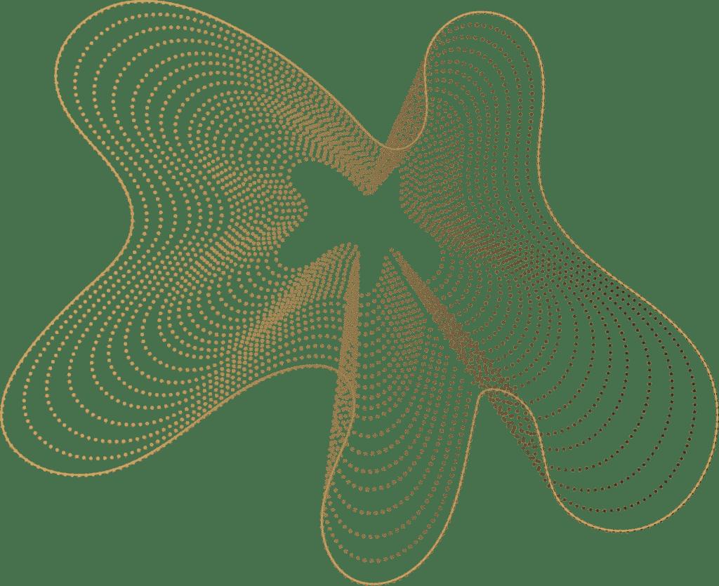 Abstract logo expertisecentrum groeimindset